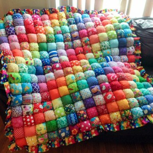 Bubble Quilts for Dogs and Babies