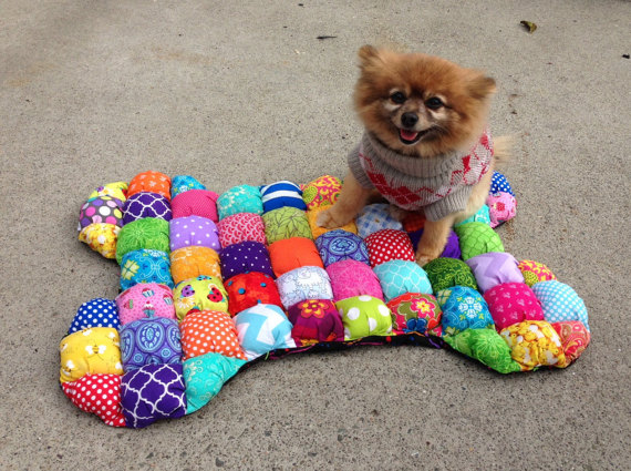bubble-quilt-for-dogs-craft