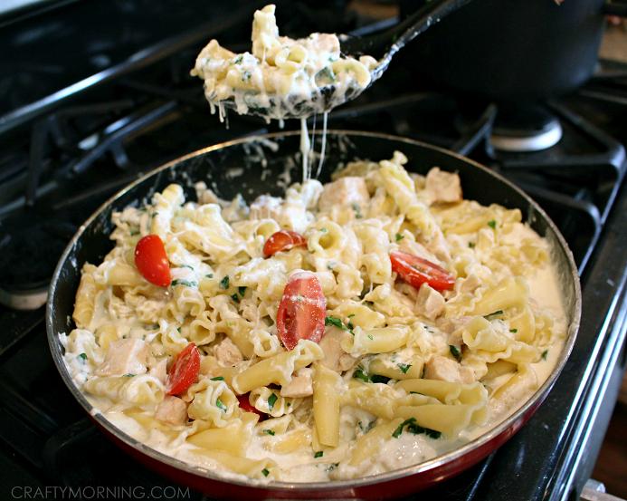 chicken-spinach-pasta-recipe