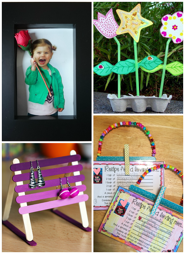 Seriously Creative Mother S Day Gifts From Kids Crafty Morning