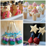 Cutest Rice Krispie Treat Ideas