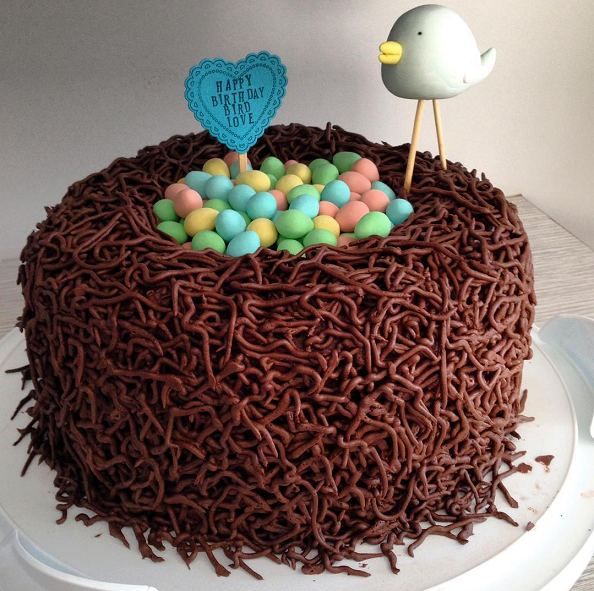 diy-bird-nest-cake