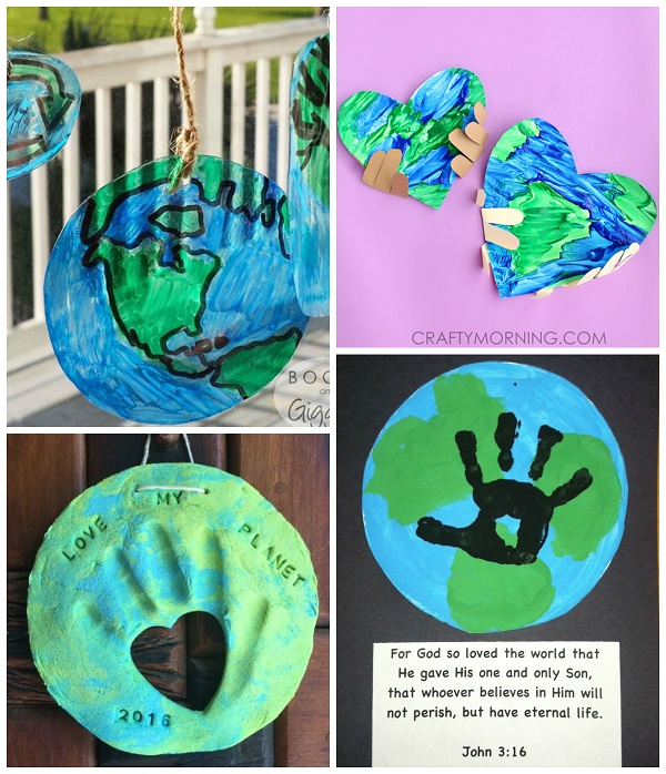 Earth Day Crafts For Seniors