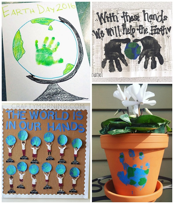 Earth Day Crafts For Students