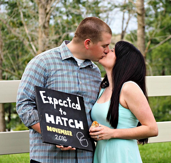 Totally Creative Pregnancy Announcement Ideas Crafty Morning