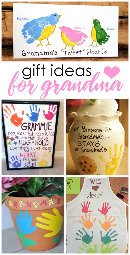 Mother 39 S Day Gifts For Grandma Crafty Morning