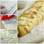 Lemon Cheesecake Braid Recipe