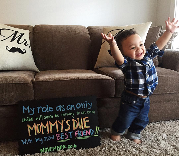 Totally Creative Pregnancy Announcement Ideas Crafty Morning – Best Baby Announcement