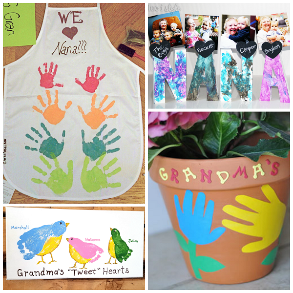 Mothers day gifts for grandma crafty morning mothers day gifts for grandma negle