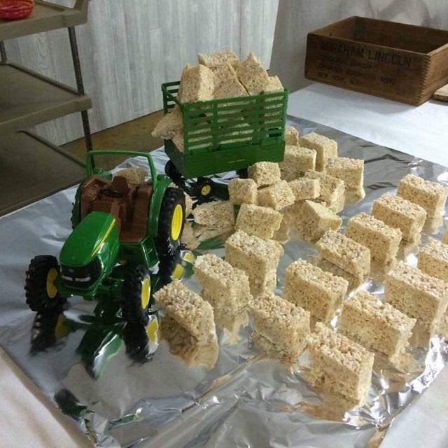 rice-krispie-hay-bale-treats