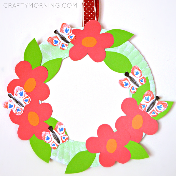 How To Make A Christmas Craft Out Of Paper