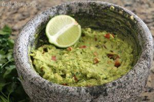 Authentic Guacamole Recipe