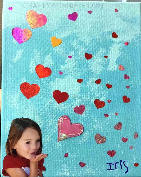 Mother S Day Craft Ideas Blowing Hearts