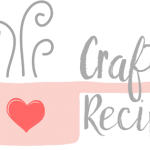 New Recipe Website….CRAFTYRECIPES.COM!