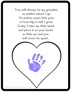 image relating to Printable Mothers Day Poems named 9 Absolutely free Moms Working day Printables (Poems) - Cunning Early morning