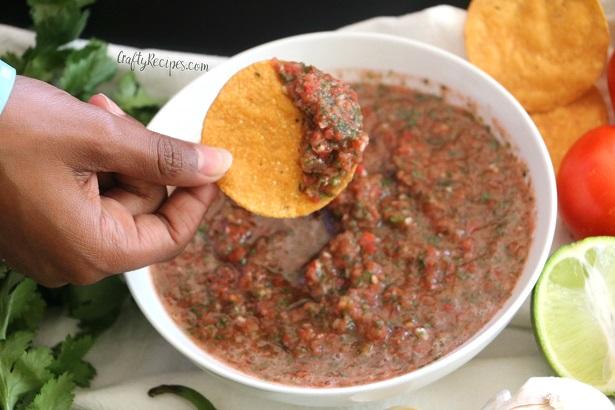 Salsa Fresca Recipe Food Processor