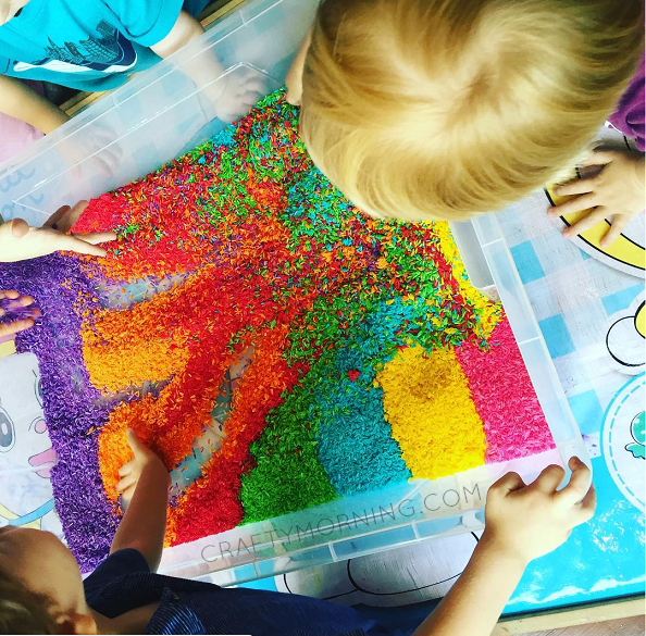 how-to-color-rice-for-sensory-bins-kids-