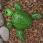 painted-rock-turtles-craft