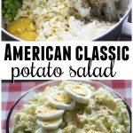 Classic American Potato Salad Recipe