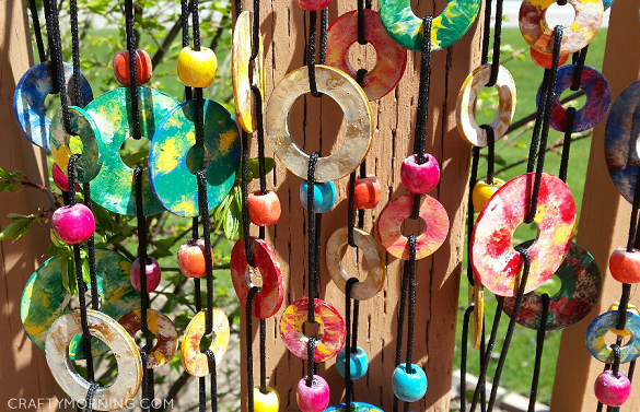 washer-wind-chime-diy-craft