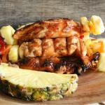 BBQ Ginger Chicken Kabobs Recipe