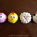 Adorable Farm Animal Cupcakes