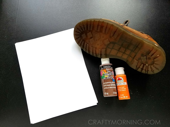 footprint-shoes-fathers-day-kids-craft
