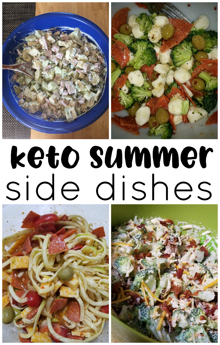Keto Summer Side Dishes - Crafty Morning