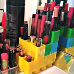 Lego Duplo Lipstick Storage Hack