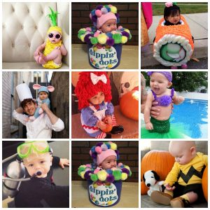 The Cutest Baby Halloween Costumes