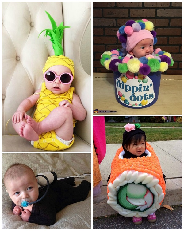 cute baby halloween costumes 1 - Baby Halloween Coatumes