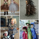 The BEST Kids Halloween Costumes
