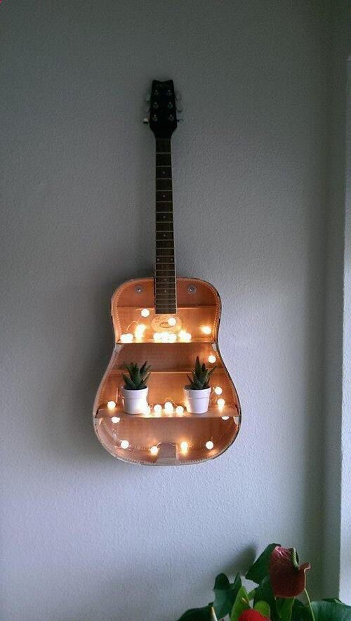 Comment faire une guitare look vintage