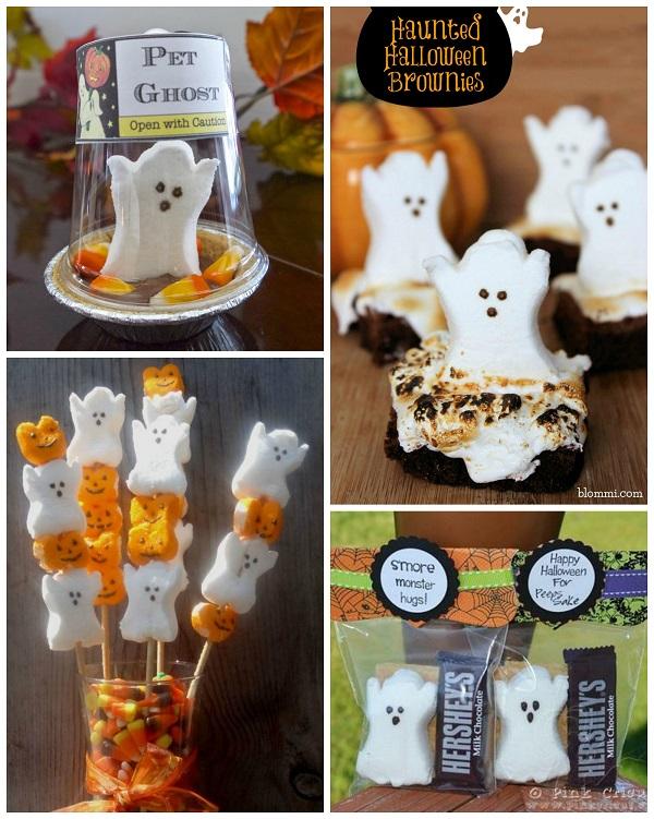 Cute Ideas Using Halloween Peeps Crafty Morning