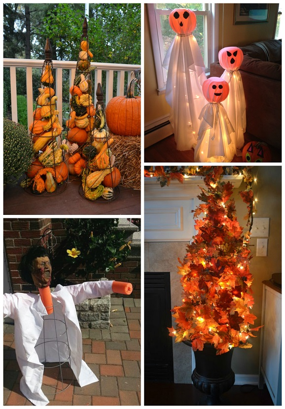 halloween-tomato-cage-decorations