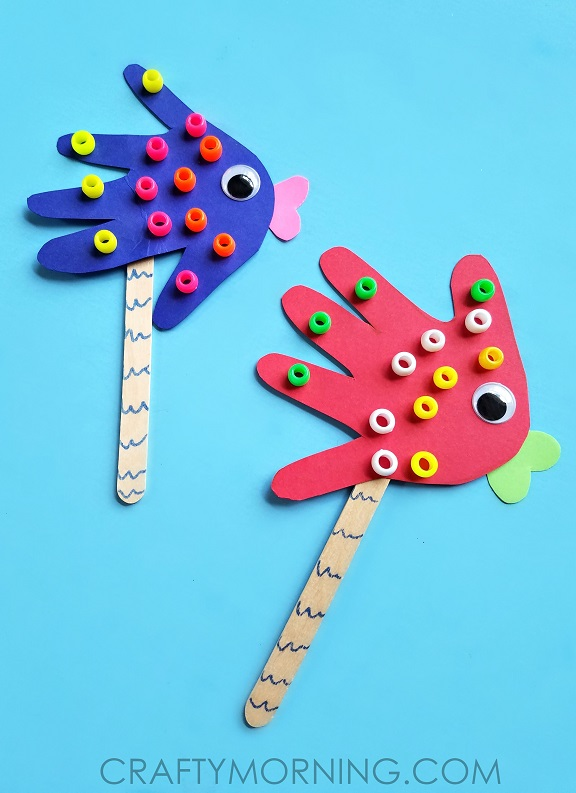 Fish Craft Ideas For Toddlers