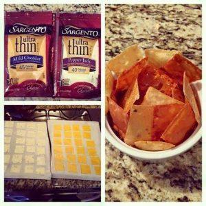 "Homemade ""Cheez-it"" Crackers"