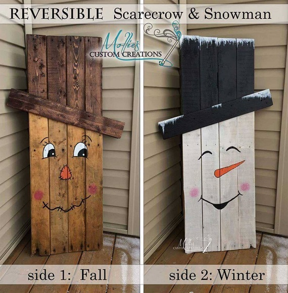 Best halloween wood pallet decorations crafty morning - Making a pumpkin keg a seasonal diy project ...