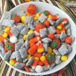 Pumpkin Spice Muddy Buddies