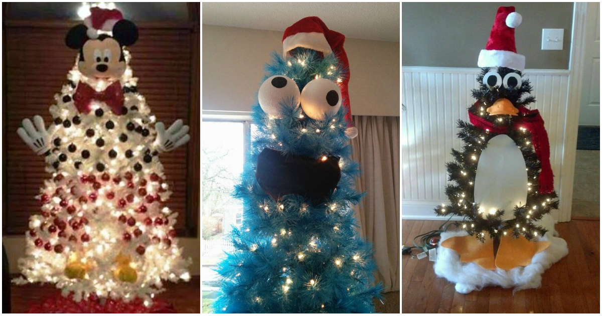 The Best Christmas Tree Ideas For Kids Crafty Morning