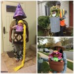 Clever Halloween Baby Carrier Costumes
