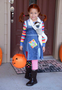 DIY Pippi Longstocking Costume