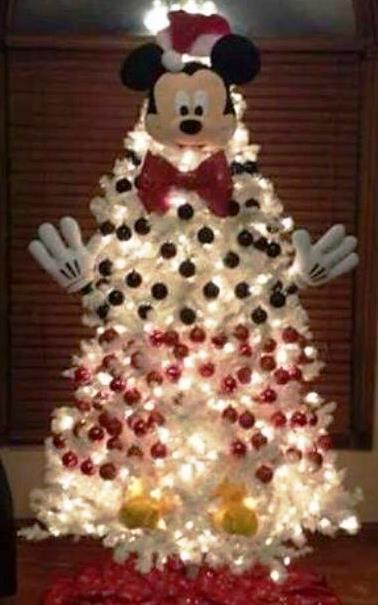 Kid Christmas Tree Toppers