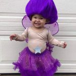 DIY Troll Doll Costume for Kids