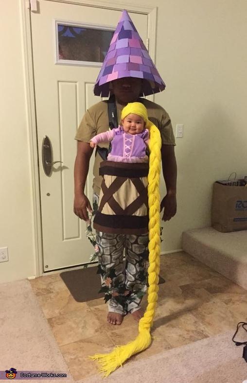 rapunzel-halloween-baby-carrier-costume