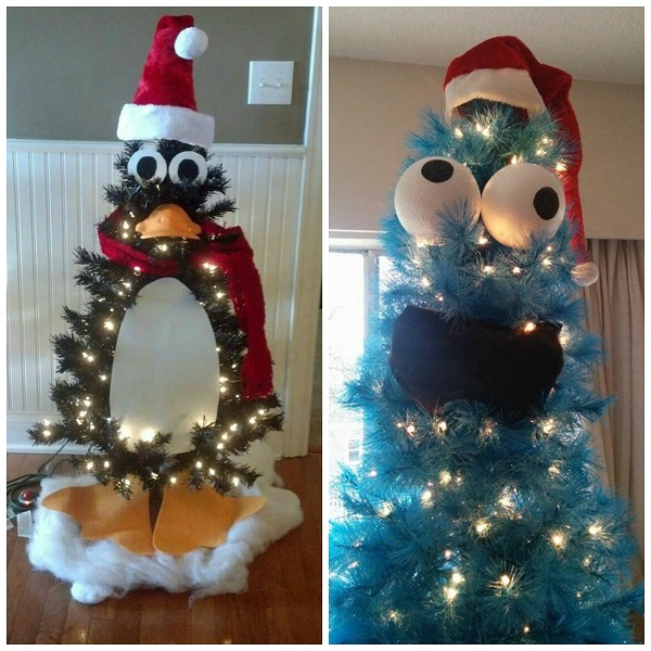 The BEST Christmas Tree Ideas for Kids