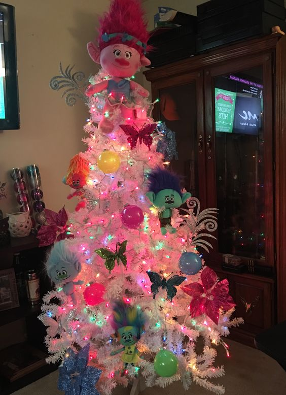 The BEST Christmas Tree Ideas for Kids - Crafty Morning