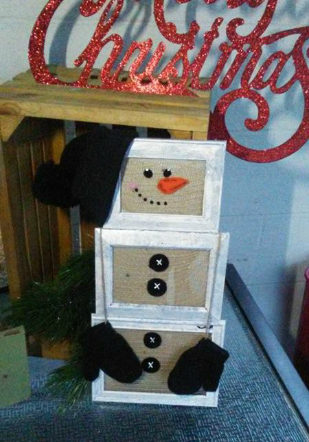 picture-frame-snowman-diy