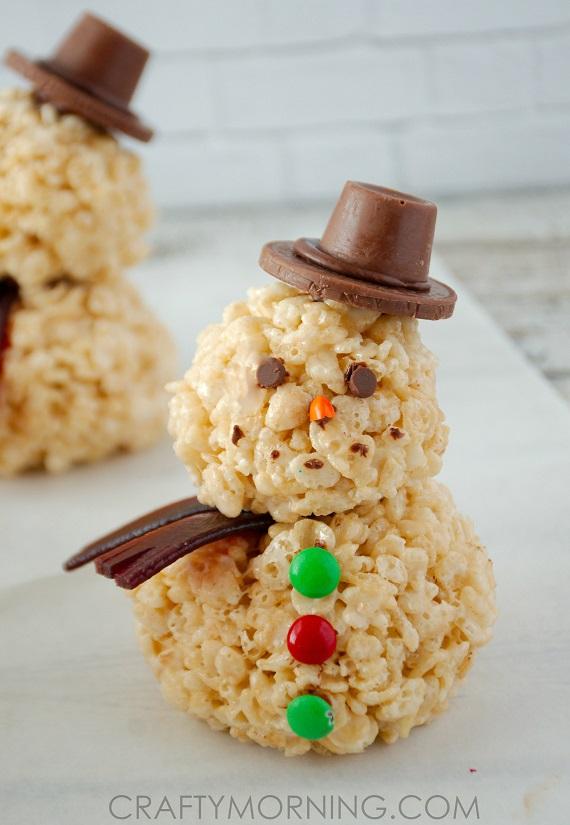 rice-krispie-snowman-treats-for-christmas
