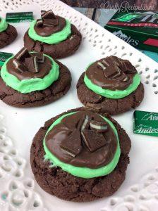 Andes Grasshopper Cookie Recipe
